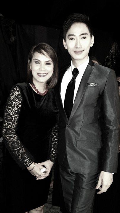 with the Philippines' Inspirational Diva, Jamie Rivera